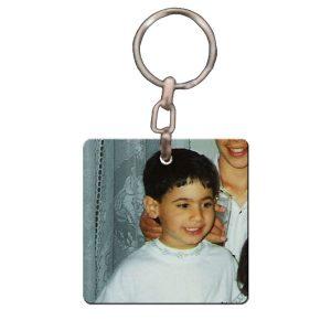 מחזיק מפתחות – ריבוע