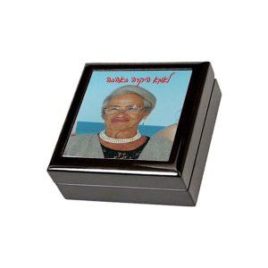 קופסה מהודרת לתכשיטים