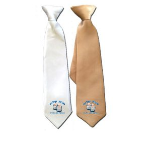 עניבה מודפסת לילדים