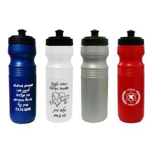 בקבוק פלסטיק ממותג