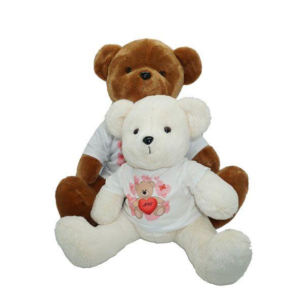 """מתנות לחג האהבה - בובת דובי מתנה לט""""ו באב יום האהבה"""
