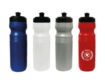 בקבוק פלסטיק רב פעמי ממותג - מתנת פרסום וקד
