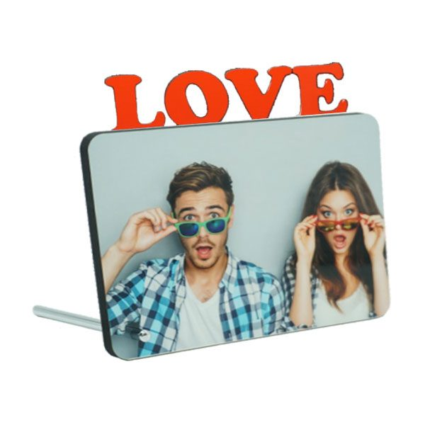 תמונה מעץ LOVE - מתנה ליום האהבה